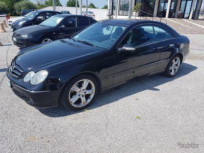 begagnad Mercedes CLK270 CDI cat Avantgarde