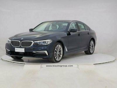 usata BMW 520 Serie 5 d 48V xDrive Luxury