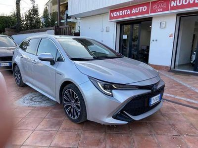 usata Toyota Corolla Touring Sports 2.0 Hybrid Style