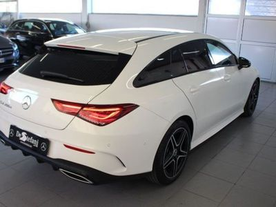 usata Mercedes CLA200 Shooting Brake CLA S.Brake Mod: COUPE d Automatic