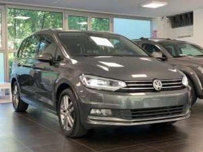 usata VW Touran 2.0 TDI 150 CV SCR DSG SOUND 7p. ACC LED PANORAMA Diesel