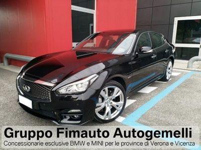 usata Infiniti Q70 2.2 diesel Premium Aut.