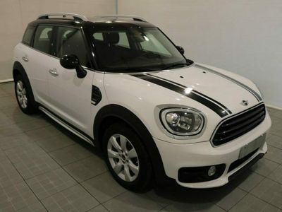 usata Mini Cooper D Countryman Bi-color + Fari Led