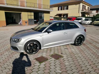 usata Audi A3 2.0 TDI 184 CV clean diesel quattro S line