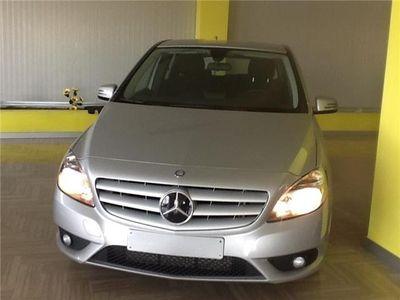 usata Mercedes 180 Classe B -enzCdi Lueefficiency Executive Usato