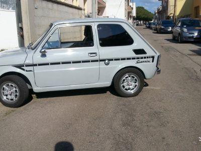 usata Fiat 126 del 1980