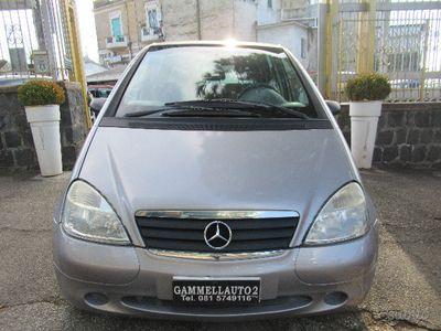 używany Mercedes A160 Classebenzina 5P