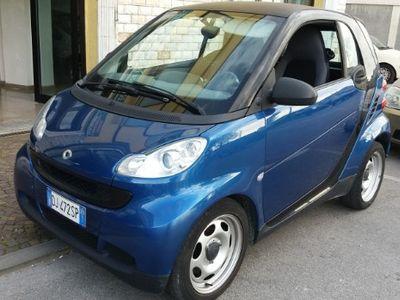 usata Smart ForTwo Coupé 1000 benzina 52 kw