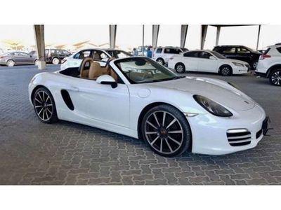 usata Porsche Boxster 2.7 EURO6 *SERVICE BOOK GARANZIA*