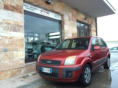 used Ford Fusion 1.4 TDCi 5p. Collection