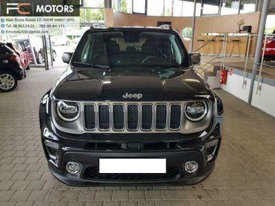 usata Jeep Renegade Limited 2.0 Multijet 140 4WD