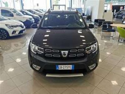 usata Dacia Sandero 1ª serie Stepway 1.0 tce 15th Anniversary Eco g 100