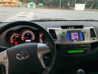 usata Toyota HiLux 3.0 D-4D 4WD 4p. Doub. Cab SR