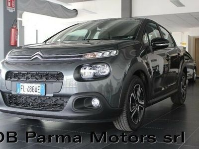 usata Citroën C3 BlueHDi 75 Feel Edition rif. 11611610