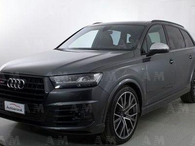 usata Audi SQ7 4.0 V8 TDI quattro tiptronic Business Plus