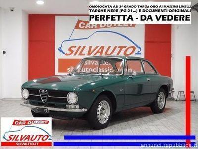 brugt Alfa Romeo GT Junior GT 1300TIPO 105.30 OMOLOGATA ASI ORO Grumello del Monte