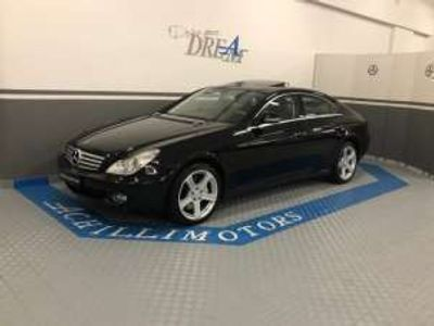 usata Mercedes CLS500 CLS 5007G-tronic 387cv autom.*pari al nuovo* full Benzina