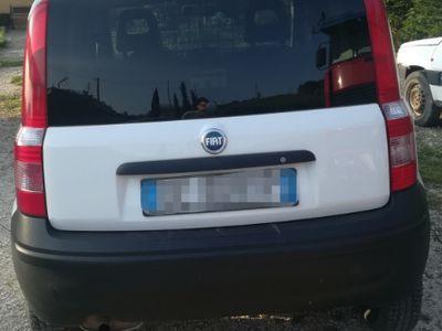 usata Fiat Panda 1.2 van