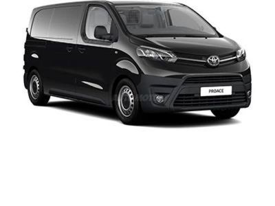 usata Toyota Proace 1.6D 115CV S&S PL-TN Furgone 3p.10q Comfort nuova a Bari