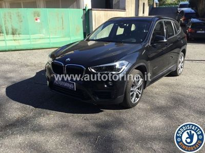 second-hand BMW X1 X1xdrive20d Sport auto
