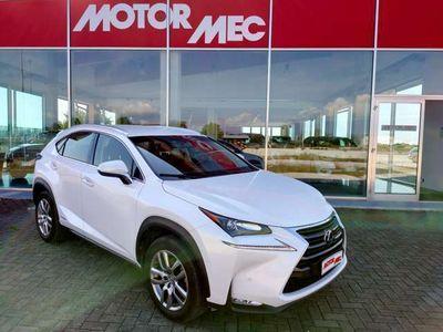 usata Lexus NX300h 2.5 Hybrid 4wd cvt Business Line IVA esposta e