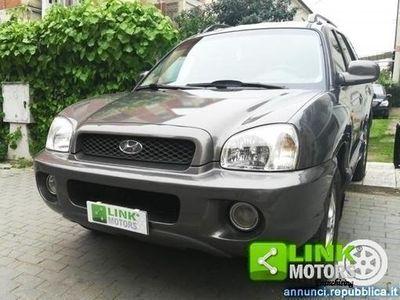 used Hyundai Santa Fe 2.0 CRDi TD VGT 4WD Dynamic