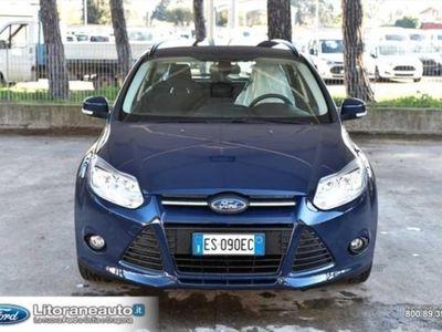 usata Ford Focus SW 1.6 Plus tdci 95cv