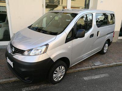 usado Nissan Evalia NV200 1.5 dCi 8V Esp Bluetooth Tempomat 7 posti !