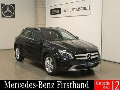 used Mercedes 220 GLA Classe (X156)CDI Automatic 4Matic Sport