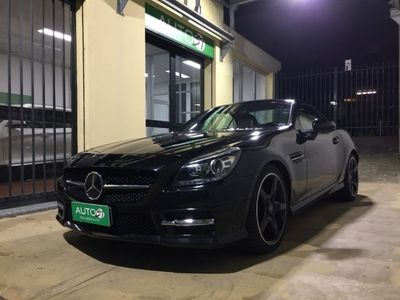 usata Mercedes SLK250 CDI BlueEFFICIENCY Premium AMG