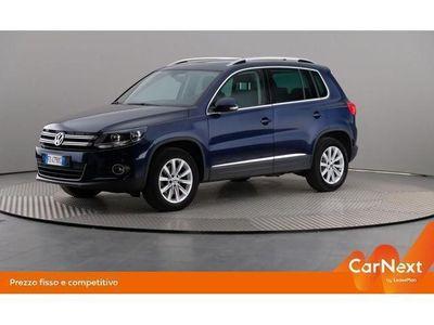 käytetty VW Tiguan 2.0 Tdi 110kw Sport&style 4motion Bluemotion Dsg