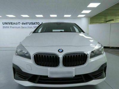 usata BMW 218 Active Tourer Serie 2 d Advantage