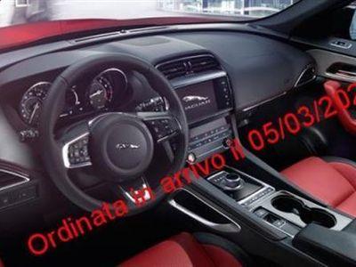 usata Jaguar F-Pace 3.0 400 CV AWD AUT. R-DYNAMIC SE DEL 2021