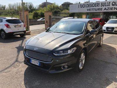 brugt Ford Mondeo 2.0 TDCi 150 CV S&S Powershift 5 porte Titanium