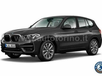 usata BMW X3 xdrive30i advantage