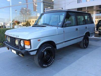 usado Land Rover Range Rover Classic 3.5 V8 F D GPL *ISCRITTA ASI*