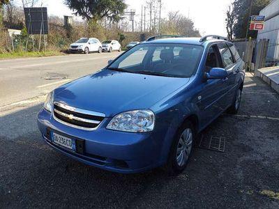 usata Chevrolet Nubira 1.6 16V Station Wagon CDX