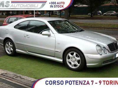 usata Mercedes CLK430 CLKcat Elegance Automatica Interni in Pelle