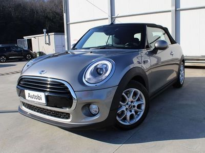 brugt Mini Cooper D Cabriolet 2016 Diesel 1.5 Boost auto 7m my18