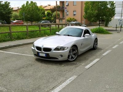usata BMW Z4 Roadster e85 hardtop