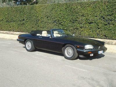 usata Jaguar XJS cabrio
