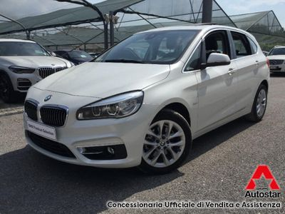 usata BMW 220 Active Tourer d Luxury aut.