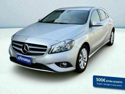 usata Mercedes A180 Classe A A 180cdi (BE) Executive auto