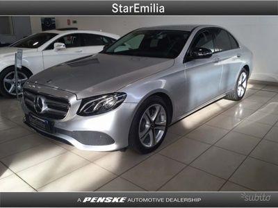usado Mercedes E220 4Matic Auto Business Sport