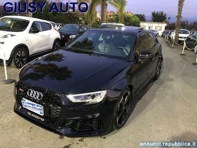 usata Audi RS3 SPB 2.5 TFSI quattro S tronic rif. 10988962