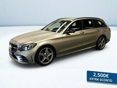 usata Mercedes 220 CLASSE C SW C SWd Premium auto
