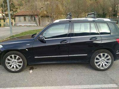 usata Mercedes GLK220 CDI 4Matic BlueEFFICIENCY Chrome