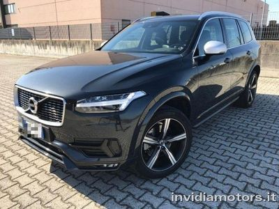 second-hand Volvo XC90 D5 AWD Geartronic R-design 235cv FULL