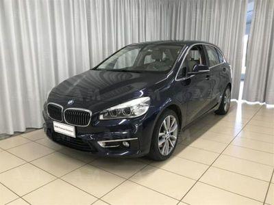 usata BMW 225 Serie 2 Active Tourer xe iPerformance Luxury aut. del 2016 usata a Vinci