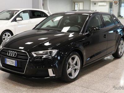 usata Audi A3 spb 1.6 tdi 115cv sport aziendale